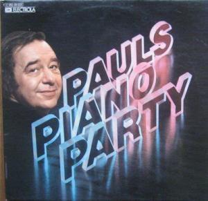 Paul Kuhn - Paul's Piano Party (LP)