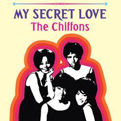 The Chiffons - My Secret Love (LP, Album, RE)