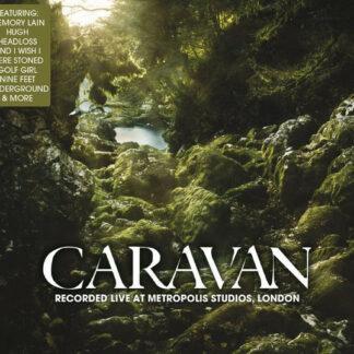 Caravan - Recorded Live At Metropolis Studios, London (2xLP, Comp, Ltd, Gat)