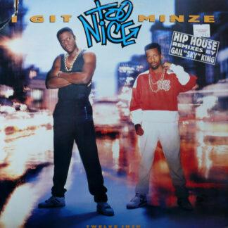 Too Nice - I Git Minze (12