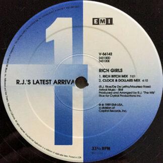 "R.J.'s Latest Arrival - Rich Girls (12"")"