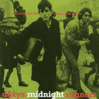 Dexy's Midnight Runners* - Searching For The Young Soul Rebels (LP, Album, RE, RM)