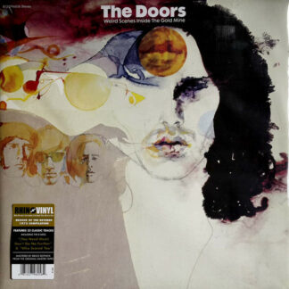 The Doors - Weird Scenes Inside The Gold Mine (2xLP, Comp, RE, RM)