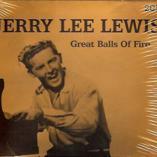 Jerry Lee Lewis - Great Balls Of Fire (2xCD, Comp + Box)