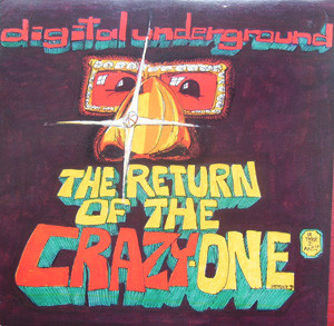"Digital Underground - The Return Of The Crazy One (12"")"