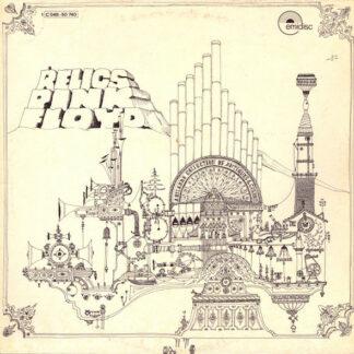 Pink Floyd - Relics (LP, Comp)
