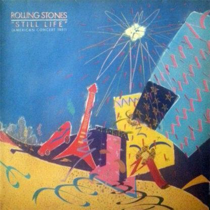 The Rolling Stones - Still Life (American Concert 1981) (LP, Album, Gat)