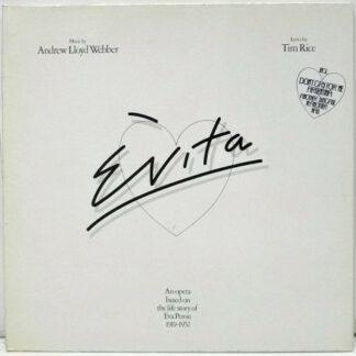 Andrew Lloyd Webber And Tim Rice - Evita (2xLP, Album, RE, Gat)