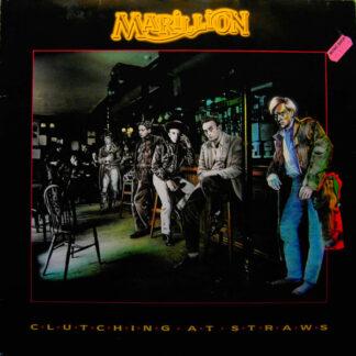 Marillion - Clutching At Straws (LP, Album)
