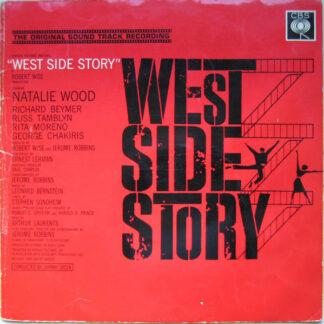Leonard Bernstein - West Side Story (The Original Sound Track Recording) (LP, Album, Mono, Gat)