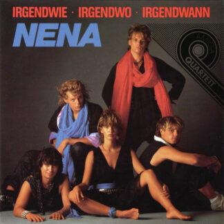 """Nena - Irgendwie Irgendwo Irgendwann (7"""", EP)"""