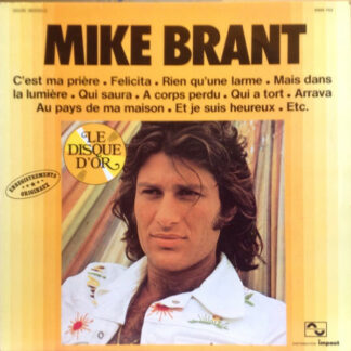 Mike Brant - Mike Brant (LP, Comp, RE)