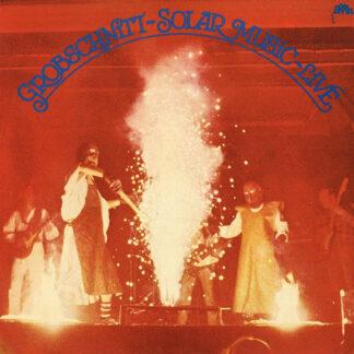 Grobschnitt - Solar Music - Live (LP, Album, Gat)