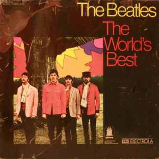 The Beatles - The Beatles' Greatest (LP, Comp, RE)