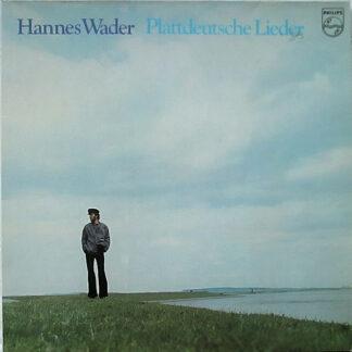 Hannes Wader - Plattdeutsche Lieder (LP, Album, Gat)