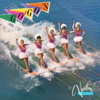 Go-Go's - Vacation (LP, Album, Mon)
