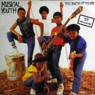 Musical Youth - The Youth Of Today (LP, Album)