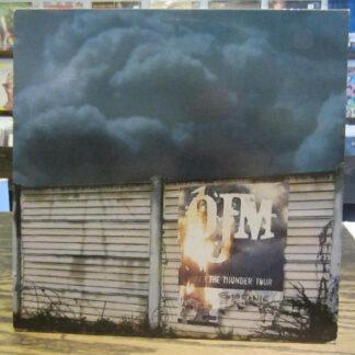 OJM - Under The Thunder Tour (LP, Album, Blu)