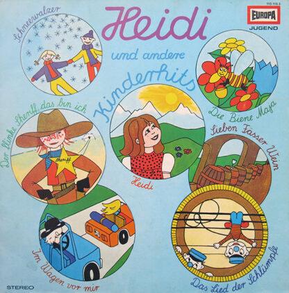 Orchester Udo Reichel - Heidi (Und Andere Kinderhits) (LP)