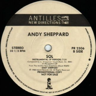 Andy Sheppard - SOL (12