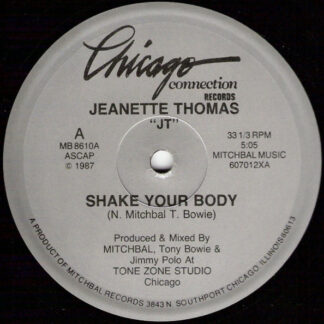 Jeanette Thomas - Shake Your Body (12