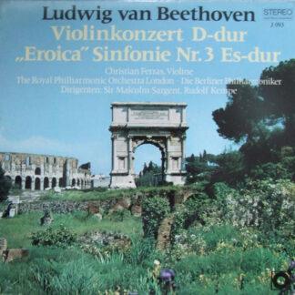 Beethoven* - Violinkonzert D-dur /