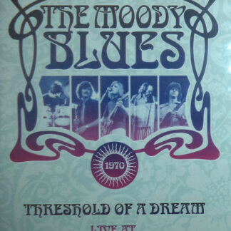 The Moody Blues - Live At The Isle Of Wight Festival (DVD-V, Multichannel, NTSC + CD, Album)