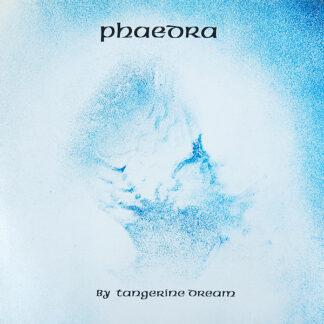 Tangerine Dream - Phaedra (LP, Album, RE)