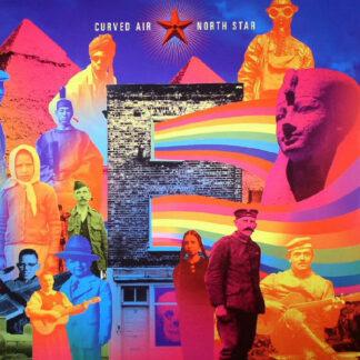 Curved Air - North Star (2xLP, Album, Ltd, Blu)
