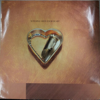"""M People - Open Your Heart (12"""")"""
