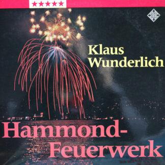 Klaus Wunderlich - Hammond Feuerwerk (LP, Album)