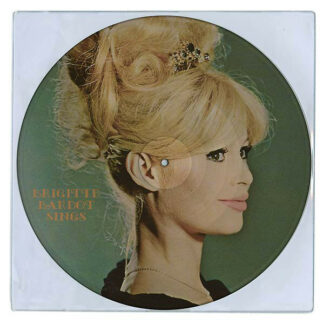 Brigitte Bardot - Brigitte Bardot Sings (LP, Album, Pic, RE)