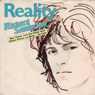 "Richard Sanderson / Cook Da Books - Reality / Your Eyes (7"", Single)"