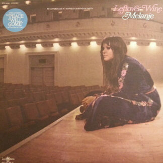 Melanie (2) - Leftover Wine (LP, Album, RE)