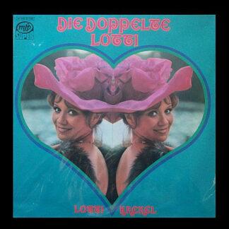 Lotti Krekel - Die Doppelte Lotti (LP, Album)