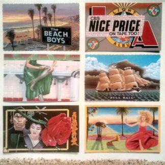 The Beach Boys - L.A. (Light Album) (LP, Album)