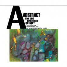 The Joe Harriott Quintet* - Abstract (LP, Album, Ltd, Num, RE, Cle)