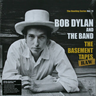 Bob Dylan And The Band - The Basement Tapes Raw (The Bootleg Series Vol. 11) (3xLP + 2xCD + Box)