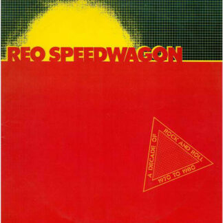 REO Speedwagon - A Decade Of Rock And Roll 1970 To 1980 (2xLP, Comp)