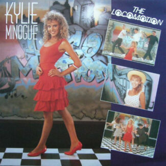 """Kylie Minogue - The Loco-Motion (12"""", Maxi)"""