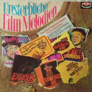 Gran Orquestra Popular De Las Americas - Unsterbliche Film Melodien (LP, Album)
