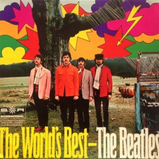 The Beatles - The World's Best (LP, Comp, RP)