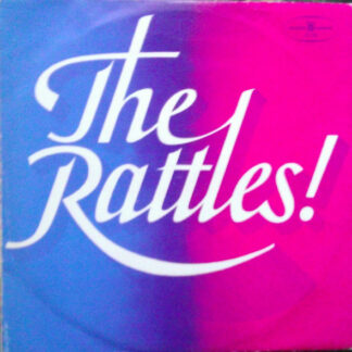 The Rattles - The Rattles! (LP, Comp, Red)
