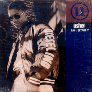 Usher - Can U Get Wit It (12