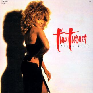 "Tina Turner - Typical Male (Dance Mix) (12"", Single, All)"