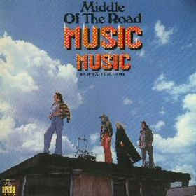 Middle Of The Road - Music Music (LP, Album, Gat)