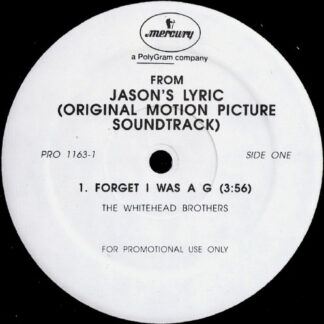 Various - Jason's Lyric (Original Motion Picture Soundtrack) (12
