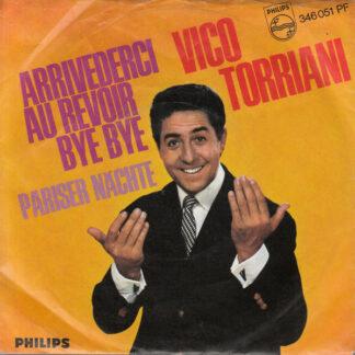 Vico Torriani - Arrivederci, Au Revoir, Bye Bye (7