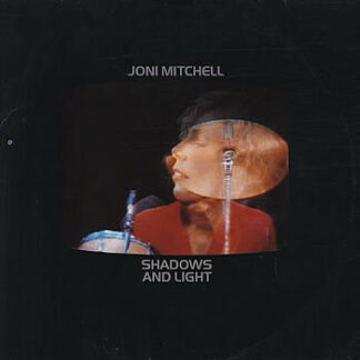 Joni Mitchell - Shadows And Light (2xLP, Album, Emb)
