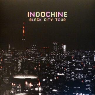 Indochine - Black City Tour (4xLP, Album, Ltd)
